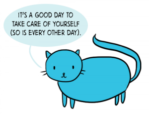 Self Care Kitty